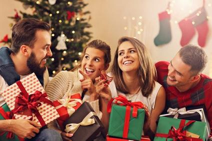 tirage au sort des cadeaux de Noël